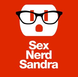 Sex Nerd Sandra logo